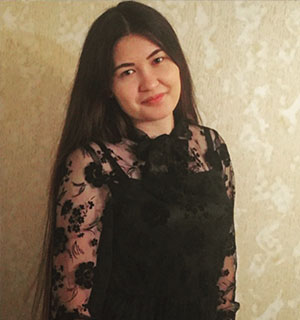 Мирьяминова Динара Ильдаровна
